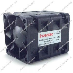 Quạt tản nhiệt Inventec 12v 40x40x48