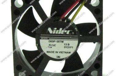 Quạt tản nhiệt Nidec 5V 35x35x10