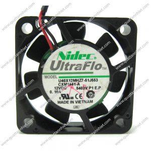 Quạt tản nhiệt Nidec 12V 40x40x10
