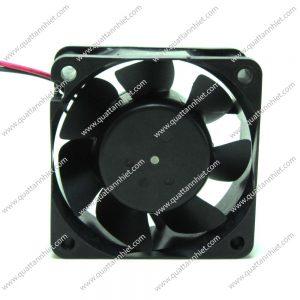 Quạt tản nhiệt Nidec 24V 60x60x25mm