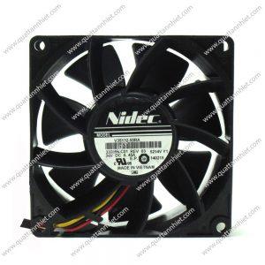 Quạt tản nhiệt Nidec 24V 92x92x38