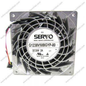Quạt tản nhiệt Servo 48V 120x120x38 2A