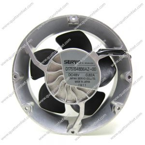 Quạt tản nhiệt Servo 48V 172x172x51