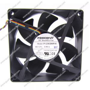 Quạt tản nhiệt Foxconn 12v 120x120x38