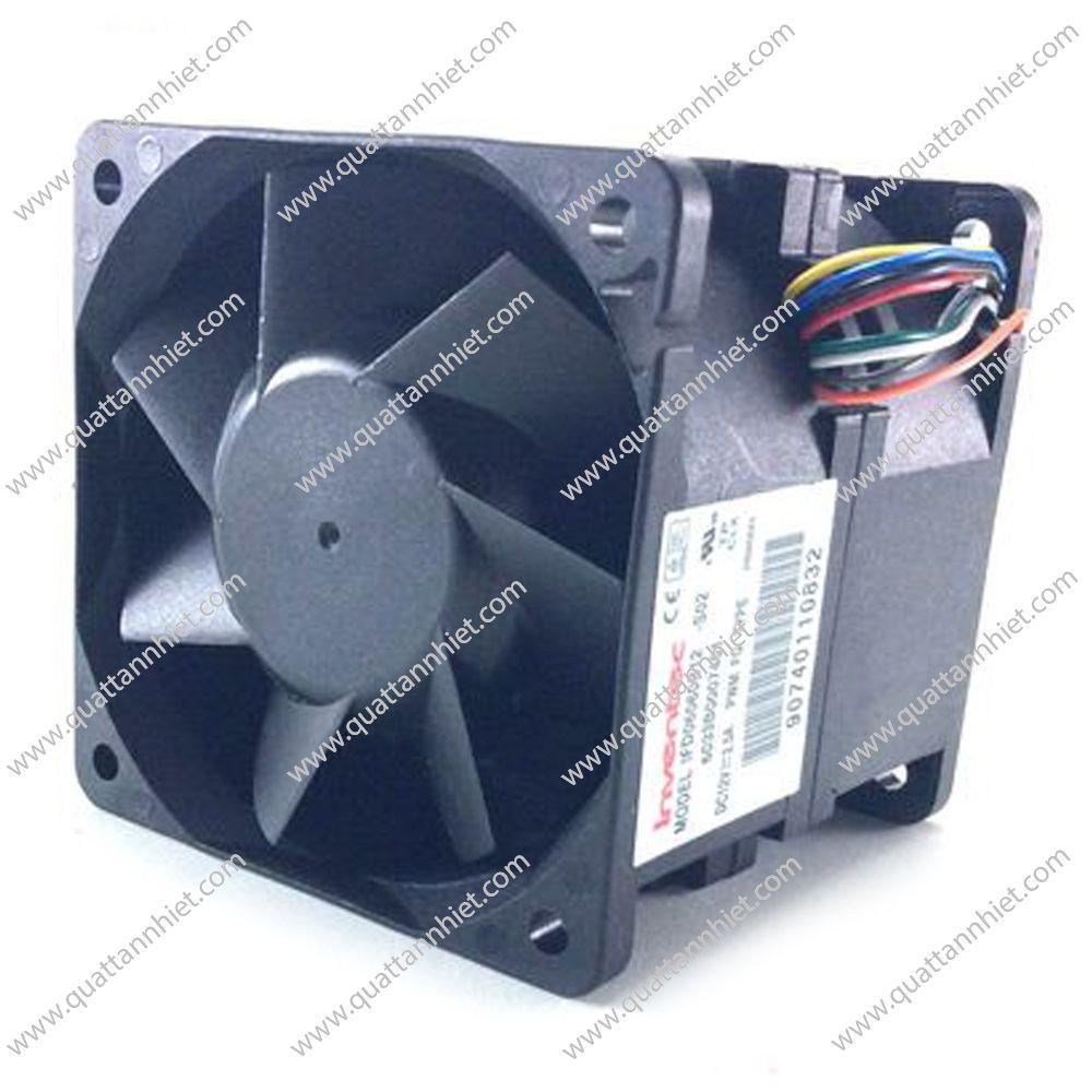Quạt tản nhiệt Inventec 12v 60x60x60