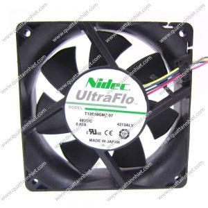 Quạt tản nhiệt Nidec UltraFlo 48V 120x120x38