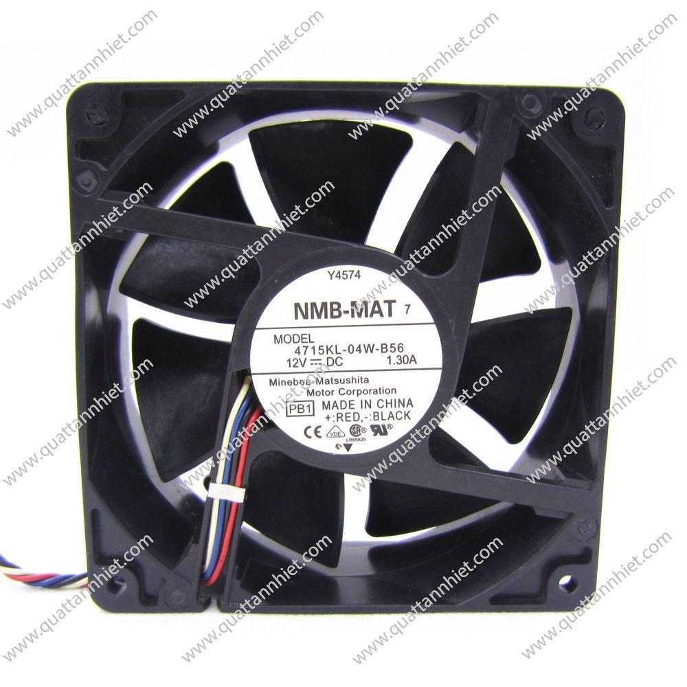 Quạt tản nhiệt NMB MAT 12V 120x120x38
