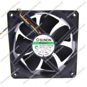 Quạt tản nhiệt Sunon 12v 120x120x40